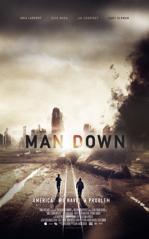 Man Down Movie (2)