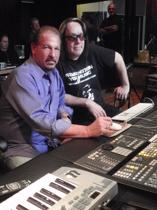 DAVID MOBLEY AND TODD RUNDGREN -