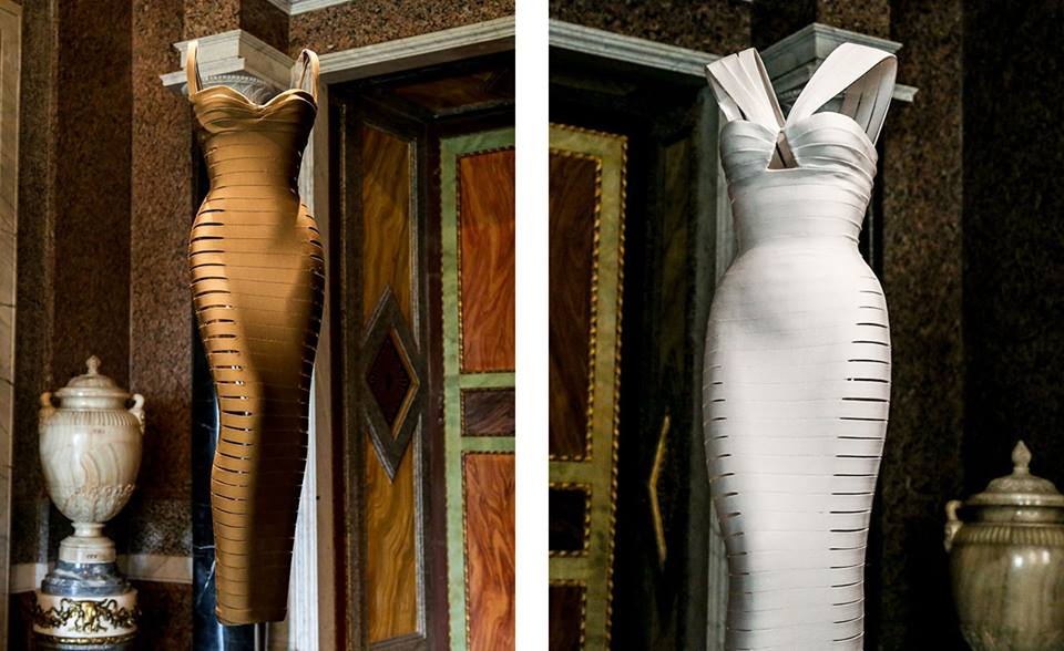 CoutureSculpture Azzedine Alaïa in the History of Fashion  (16)