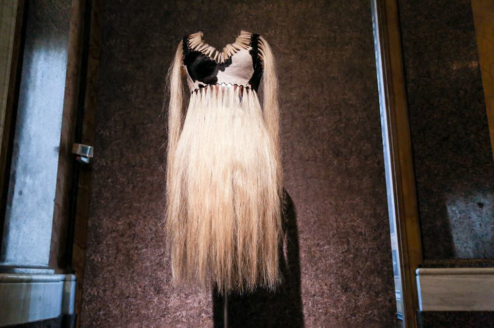 CoutureSculpture Azzedine Alaïa in the History of Fashion  (9)