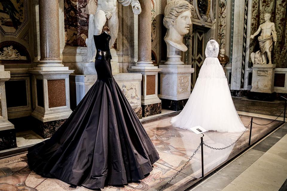 CoutureSculpture Azzedine Alaïa in the History of Fashion  (22)
