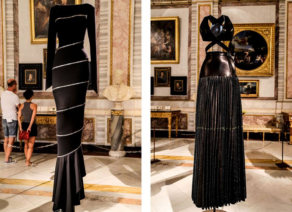 CoutureSculpture Azzedine Alaïa in the History of Fashion  (23)