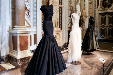 CoutureSculpture Azzedine Alaïa in the History of Fashion  (6)