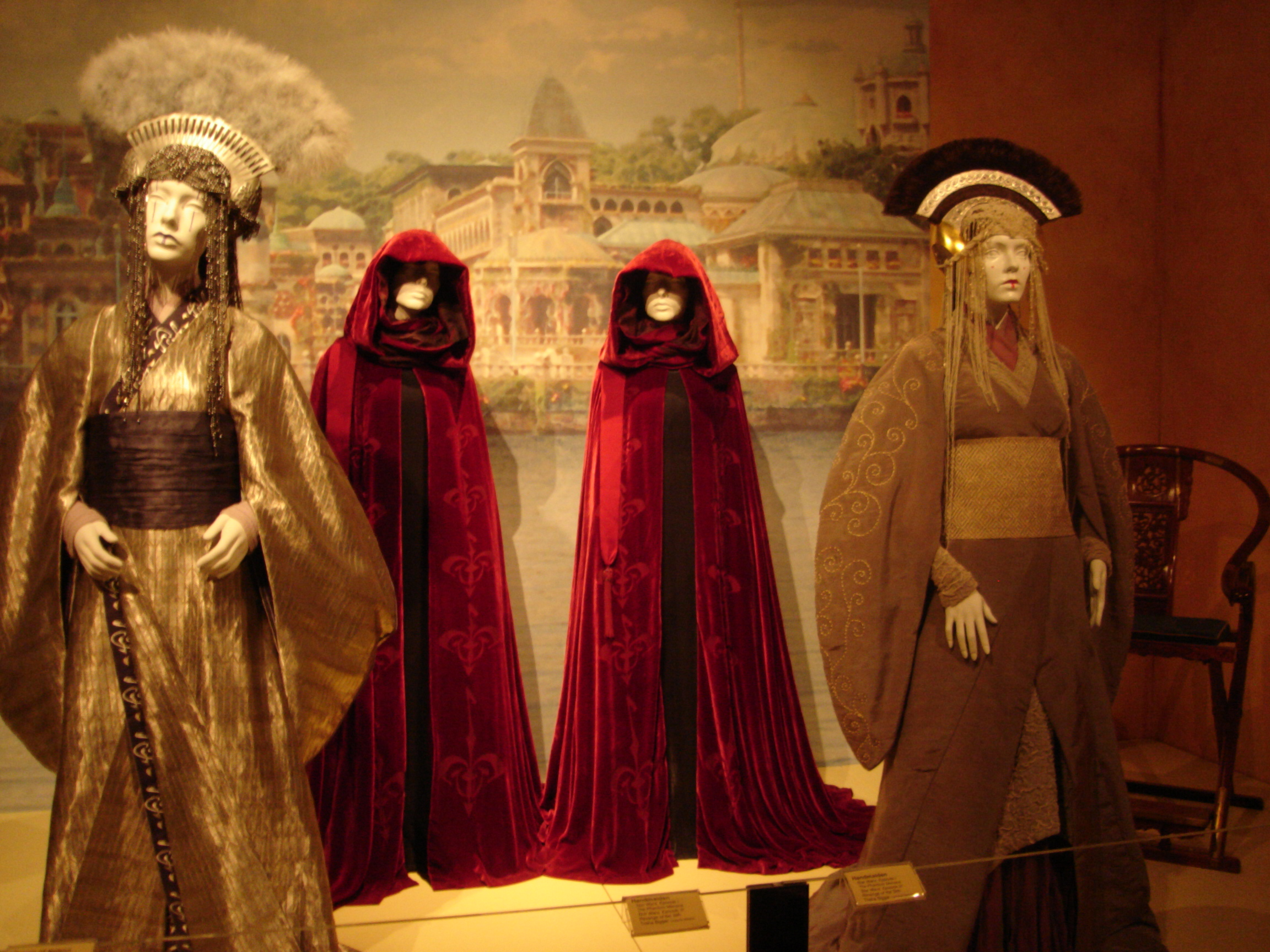 STAR WARS- AND THE POWER OF COSTUME - EXHIBITION (3)