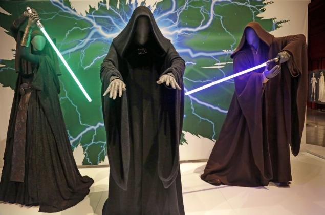 STAR WARS- AND THE POWER OF COSTUME - EXHIBITION (4)