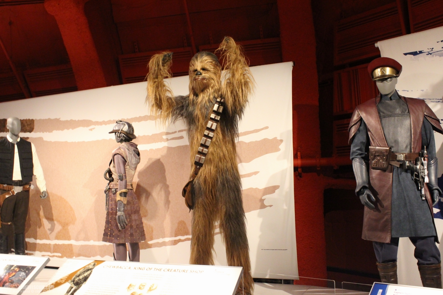 STAR WARS- AND THE POWER OF COSTUME - EXHIBITION (7)