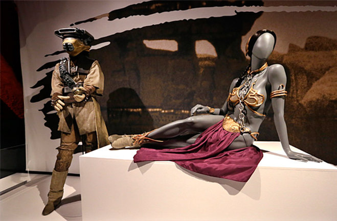 STAR WARS- AND THE POWER OF COSTUME - EXHIBITION