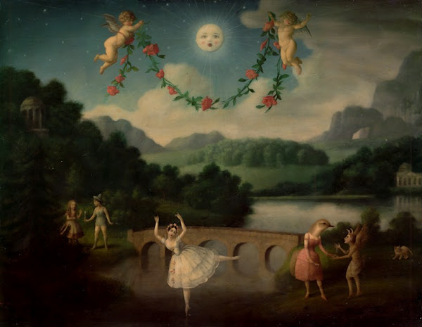 Paintings of stephen mackey consort pr - Schorsing stijl atelier ...