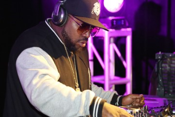 """""""DANIA BEACH, FL - MARCH 31:  Big Boi from the music group Outkast is seen performing at the Lexus Pop Up Concert Series Powered By Pandora at Gallery of Amazing Things on March 31, 2016 in Dania Beach, Florida.  (Photo by Alexander Tamargo/Getty Images for Pandora)"""""""