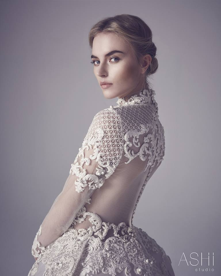 Ashi Studio Couture Spring Summer 2016 Collection (10)