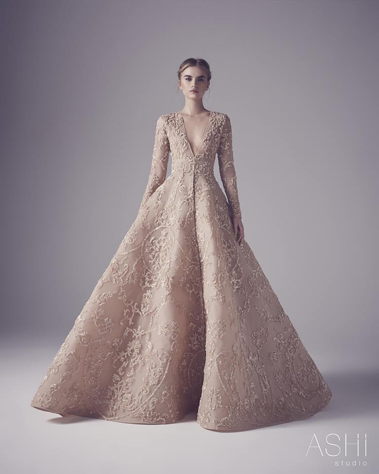 Ashi Studio Couture Spring Summer 2016 Collection (30)
