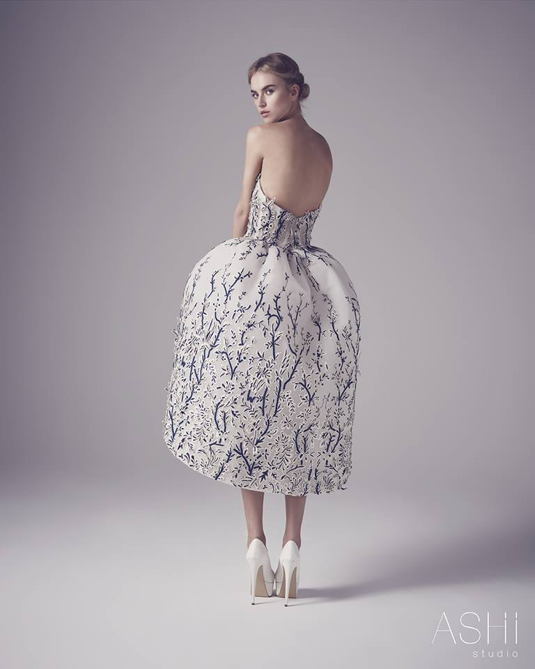 Ashi Studio Couture Spring Summer 2016 Collection