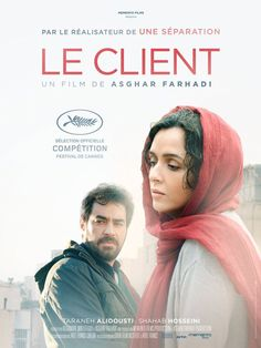"""""""Forushande"""" (The Salesman, or The Client, in French)"""