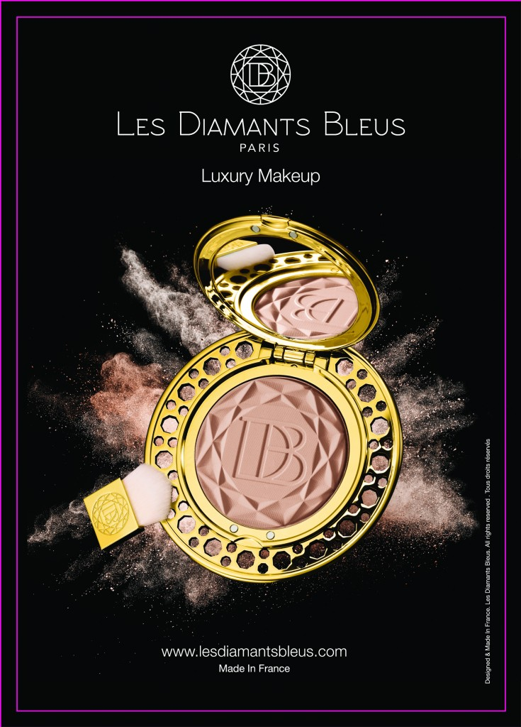 Les-Diamants-Bleues-Luxury Makeup-ConsortPR