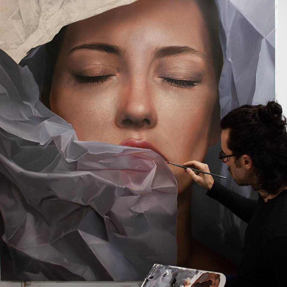 Paintings By Mike Dargas11