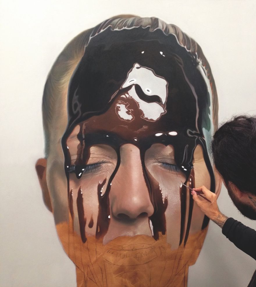 Paintings By Mike Dargas13