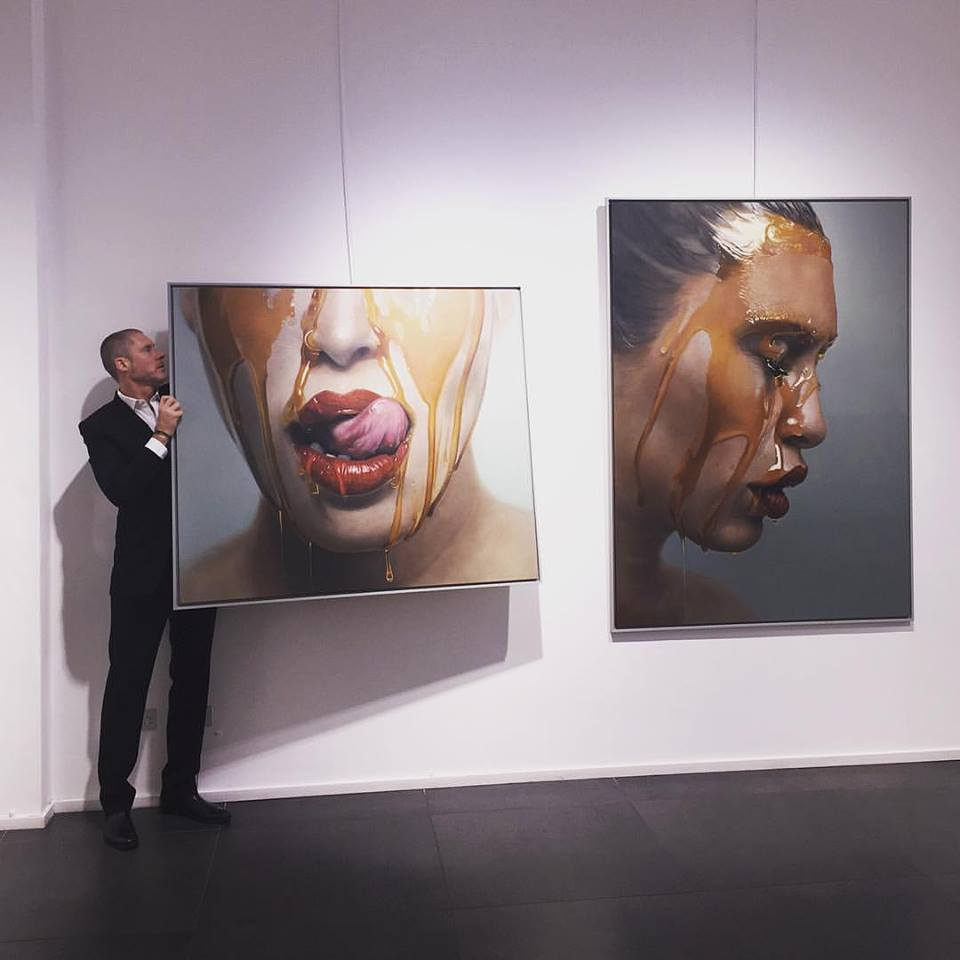 Paintings By Mike Dargas5