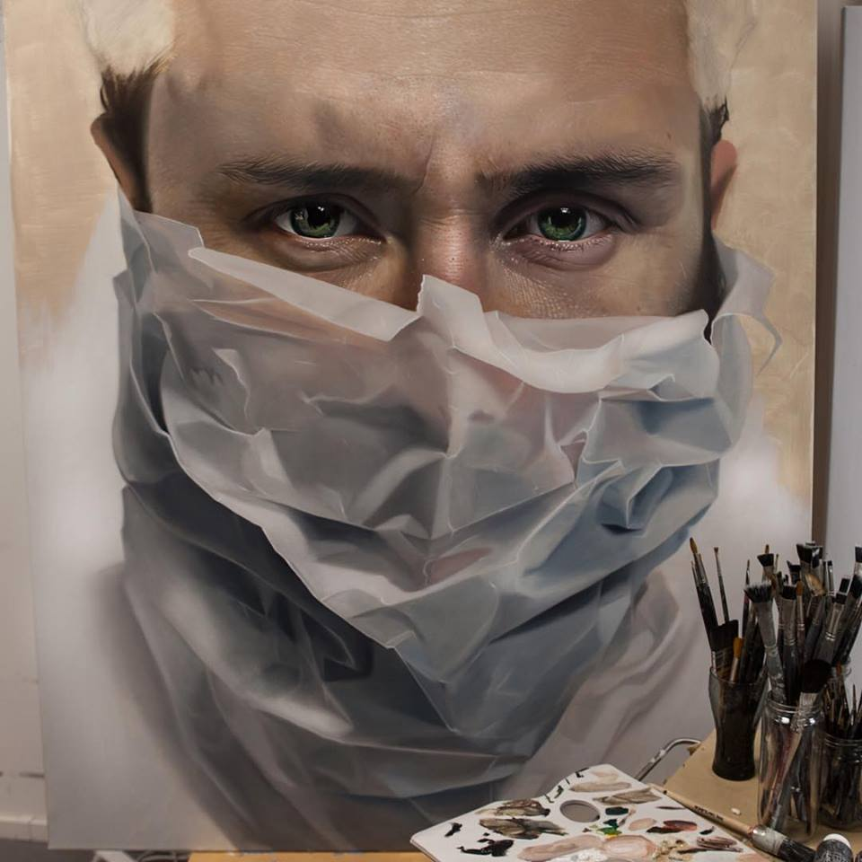 Paintings By Mike Dargas8