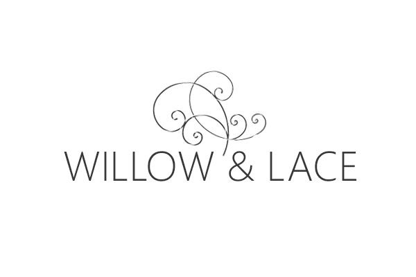 WILLOW & LACE LOGO-Penelope Brooke-Hamilton