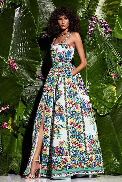 FLORAL BLOOM ZUHAIR MURAD 24