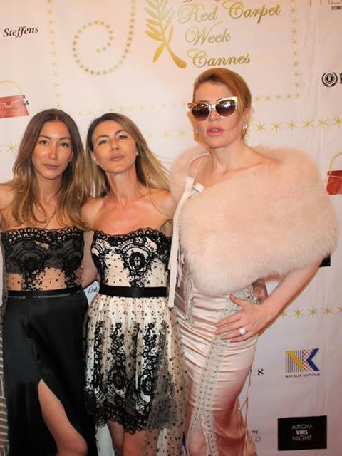 Tiffany's Fashion Event Cannes 2016 Germaine Giles - Anastasja Trajkovska