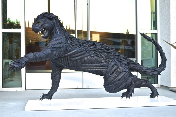 amazing-tire-sculptures-by-artist-blake-mcfarland-58820bf2bc30c__700