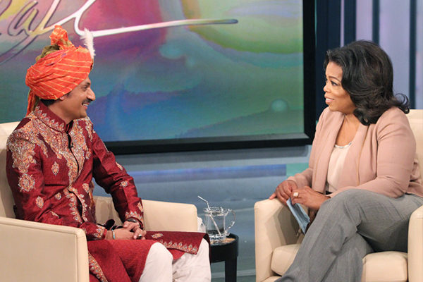 Prince Manvendra on Oprah