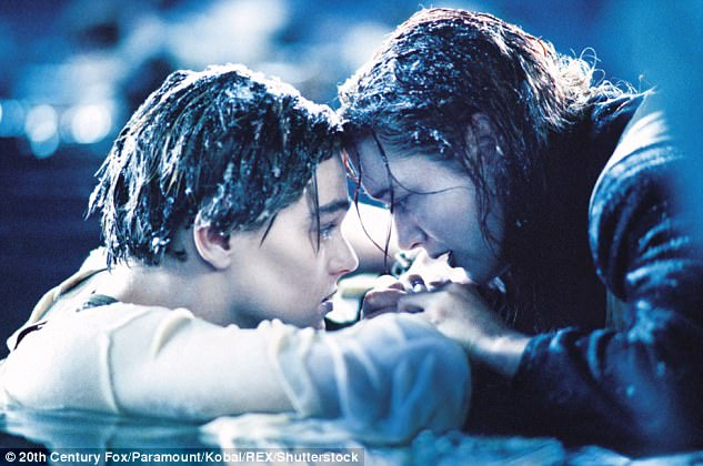 The heart goes on for Kate Winslet and Leonardo Dicaprio, on the screen at least!