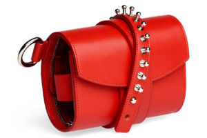 Loes Vrij Glorious Gun Handbag