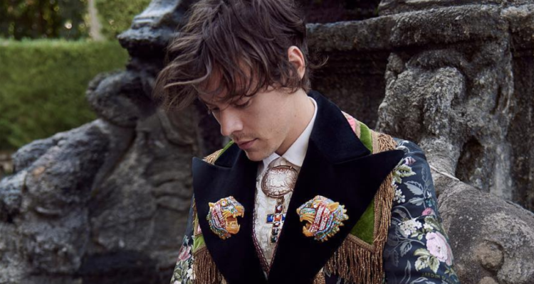 324f8ae02d3 Harry Styles - Gucci Style - Consort PR
